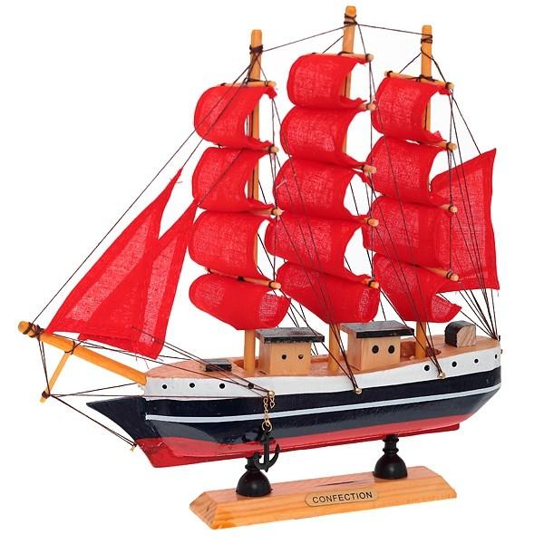 Корабль в подарок символизирует 60