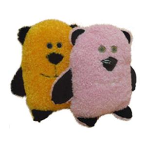 Прикольная подушка «Мишенька-медведь»