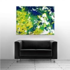Желто-синий набор для влюбленных Love as art