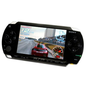 Sony PlayStation Portable Slim & Lite (PSP) Black