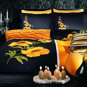 Комплект постельного белья DECO orange TAC