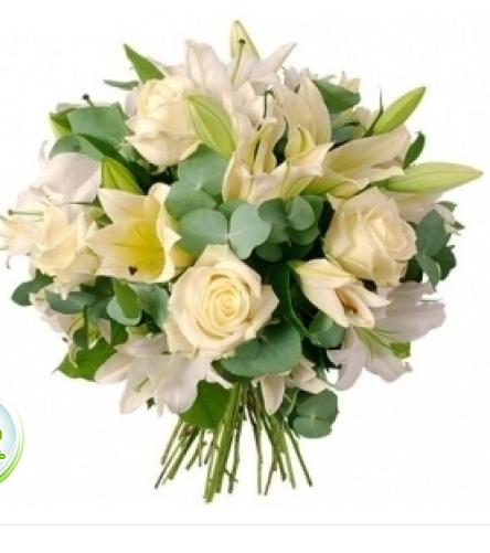 Букет цветов Волшебной девушке