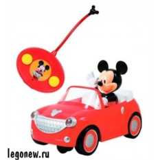 Радиоуправляемая машинка Jada Disney Микки Маус