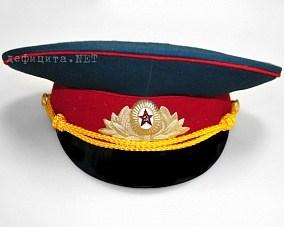 Парадная фуражка МВД СССР