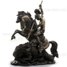 Декоративная фигурка Святой Георгий Победоносец
