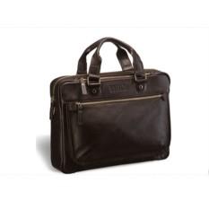 Деловая коричневая сумка Brialdi York
