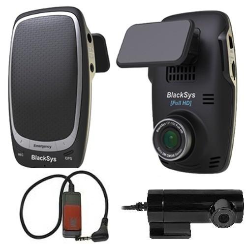 Видеорегистратор Full-HD BlackSys CF-100 GPS 2CH