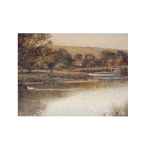 Картина «Берег Темзы»