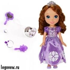 Кукла Принцессы Дисней София с украшениями для куклы
