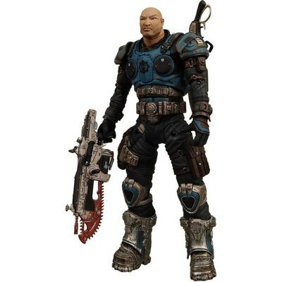 Фигурка Gears of War Lieutenant Kim