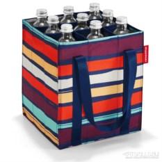Сумка-органайзер для бутылок bottlebag artist stripes