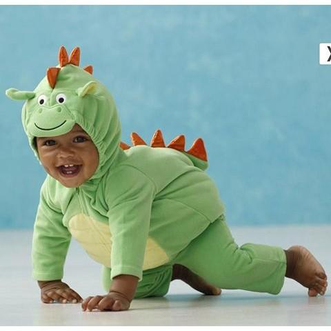 Детский карнавальный костюм CARTER'S Динозаврик