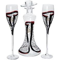 Набор для вина «От кутюр»