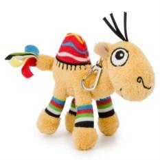 Мягкая игрушка-брелок Верблюжонок Gus Camel company (8 см)