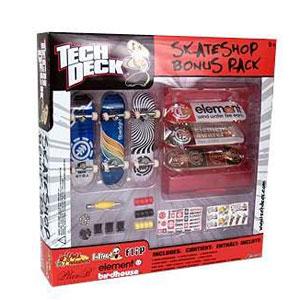 Набор фингерскейтов «Skete shop bonus pack»