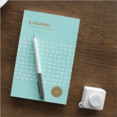 Ежедневник A Journey Dot Mint