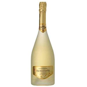 Шампанское белое брют Demoiselle. 0,75 л.