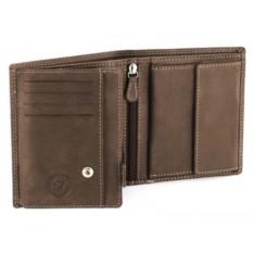Кожаное портмоне Wenger Le Rubli (цвет — коричневый)