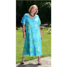 Голубое платье Маркиза