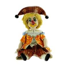 Скульптура Клоун в кепке
