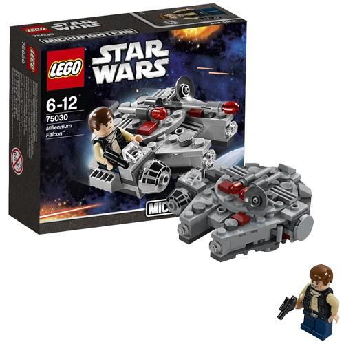 Конструктор Lego Star Wars Сокол Тысячелетия