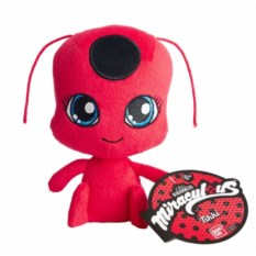 Игрушка Плюшевый питомец Тикки Miraculous Ladybug
