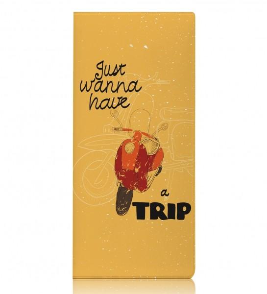 Обложка для путешествий Trip