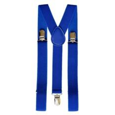 Подтяжки (синие)