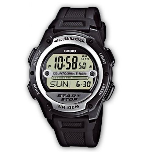 Мужские наручные часы Casio Standart Digital W-756-1A