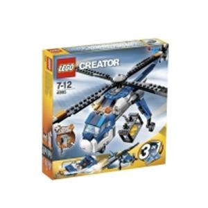 Lego Аэроплан с пропеллером