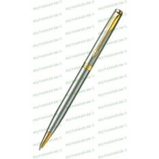 Шариковая ручка Parker Sonnet Slim K427 St. Steel GT