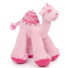 Мягкая игрушка Средний розовый верблюжонок Camel company