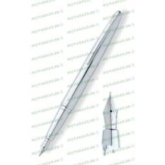 Перьевая ручка Cross ATX Pure Chrome