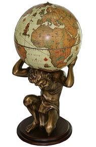 Элитный глобус бар Весь мир у Ваших ног