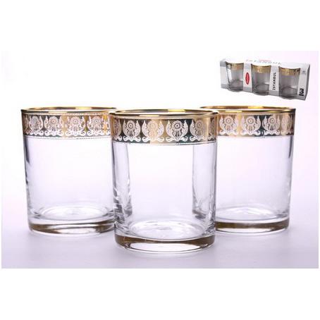 Набор стаканов из 3 шт. «Стамбул»