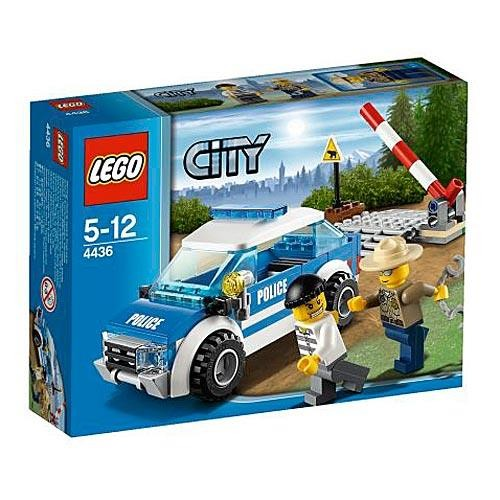Конструктор Lego City Патрульная машина
