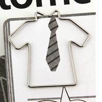 Скрепки Life Style Рубашка с галстуком