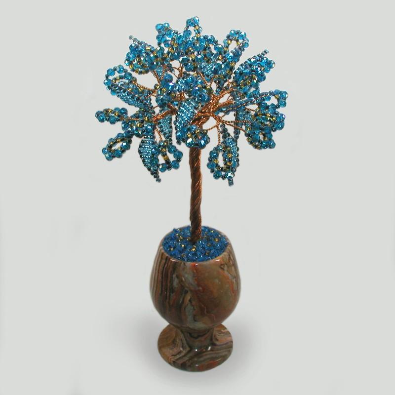 Дерево из топаза Долгая жизнь