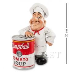 Копилка-повар ''Томатный супчик''