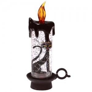 USB светодиодная свеча «Черная кошка»