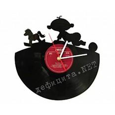 Часы «Я люблю свою лошадку»