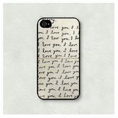 Чехол для телефона iPhone 6, 6S I Love You