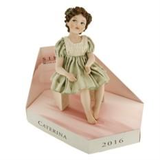 Фарфоровая статуэтка Caterina Sibania