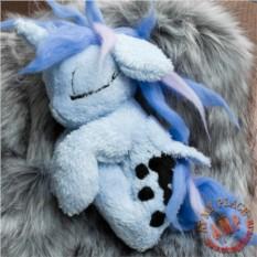 Мягкая шарнирная игрушка Маленькая Пони Луна