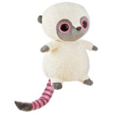 Мягкая игрушка Aurora Юху и его друзья. Юху розовый 74 см