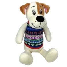 Упаковка для подарков Собака, высота 32 см