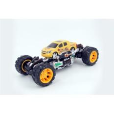 Радиоуправляемый автомобиль Каркадер (цвет - желтый)
