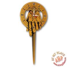 Настенные часы Десница короля
