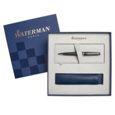 Подарочный набор Waterman: ручка Expert и футляр для ручки