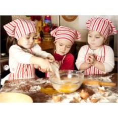Подарочный сертификат Кулинарный мастер-класс для детей
